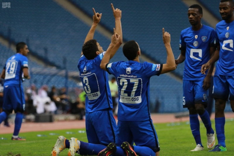 الدوري السعودي الهلال يقفز للوصافة برباعية في مرمى الفيصلي والأهلي والنصر يتغلبان على القادسية والوحدة 7