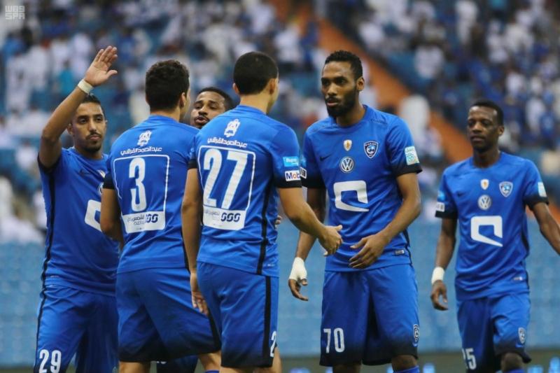 الدوري السعودي الهلال يقفز للوصافة برباعية في مرمى الفيصلي والأهلي والنصر يتغلبان على القادسية والوحدة 8