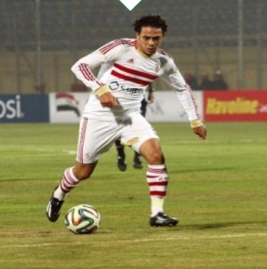 الدولي المصري إبراهيم صلاح