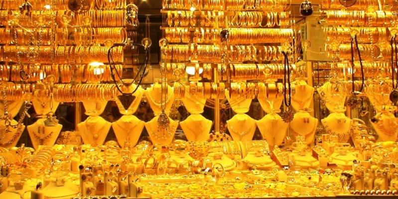 أسعار الذهب اليوم الثلاثاء .. عيار 21 يسجل 135.36 ريال