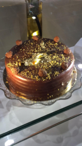الذهب الغذائي يزين معرض المأكولات والفنادق والضيافة السعودي في #جدة