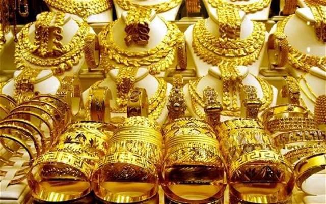 أسعار الذهب تتراجع اليوم بنسبة 0.02 %