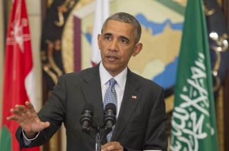الرئيس الامريكي في القمه الخليجيه الامريكيه (5)