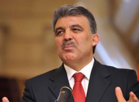 الرئيس التركي السابق عبد الله غل