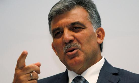 الرئيس التركي -عبدالله جول