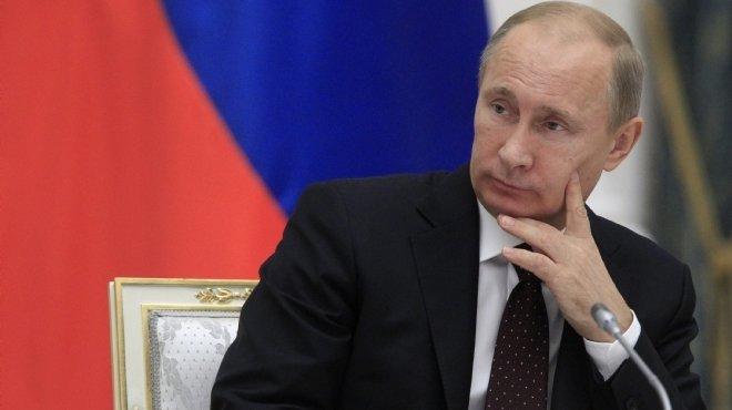 الرئيس الروسي فلاديمير بوتين،