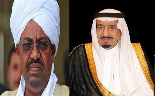 الرئيس-السوداني-عمر-البشير-والعاهل-السعودي-الملك-سلمان-بن-عبد-العزيز