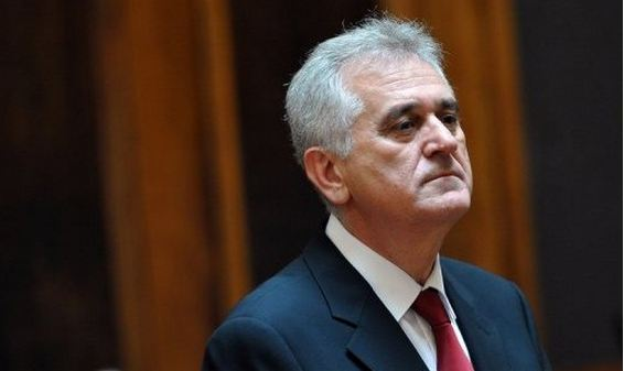 الرئيس-الصربي