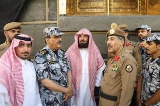 الرئيس العام لشؤون الحرمين يتفقد إدارات المسجد الحرام - المواطن