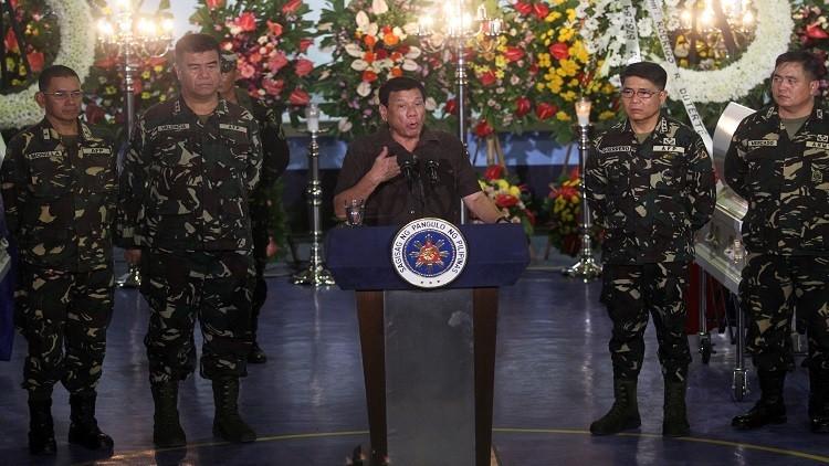 الرئيس الفلبيني يُطارد 150 سياسيا وقاضيا تورطوا في تجارة المخدرات !