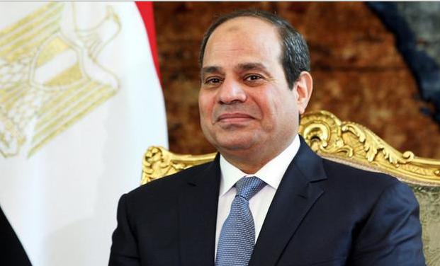 الرئيس المصري عبدالفتاح السيسي1