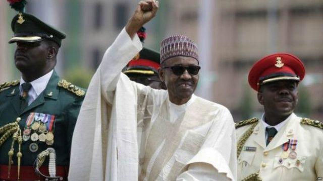 الرئيس-النيجيري