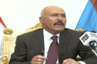 رسالة من صالح لليمنيين بعد السيطرة على صنعاء: انتفضِوا لوحدتكم ضد الحوثي - المواطن