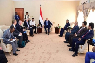 الرئيس اليمني