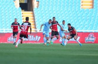 الجماهير تتفاعل مع مباريات الدوري السعودي اليوم - المواطن