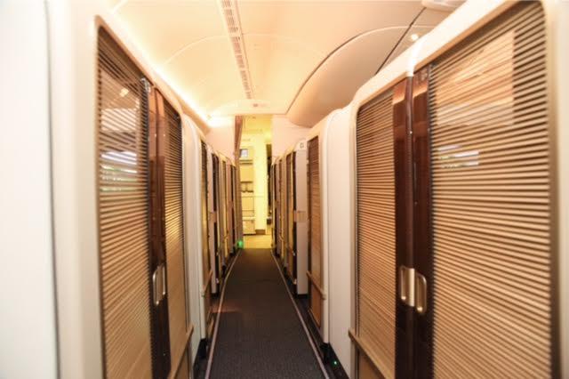 الرحلة الأولى لطائرة الأجنحة الجديدة للدرجة الأولى من الرياض إلى باريس 3