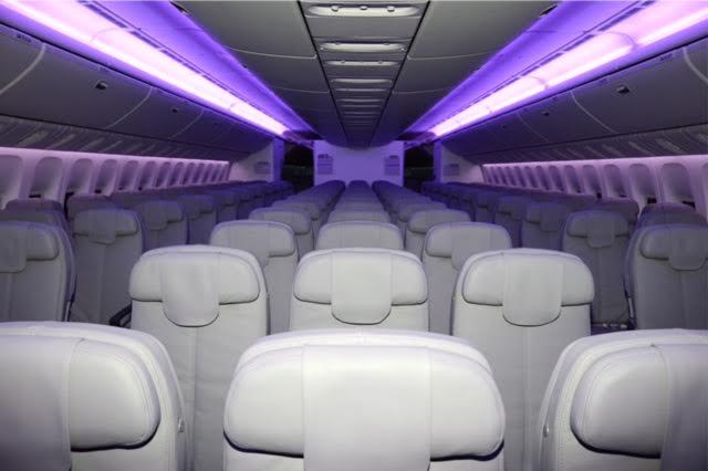 الرحلة الأولى لطائرة الأجنحة الجديدة للدرجة الأولى من الرياض إلى باريس 6