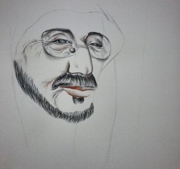 الرسامة السعودية هيلة المحسن (3)