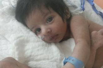 """""""طارق"""" طفل رضيع بحاجة لعلاجه من انشقاق الدماغ وارتجاع بالمريء - المواطن"""