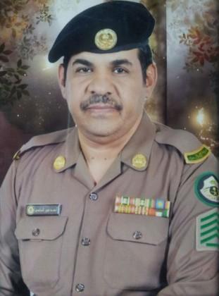 الرقيب أول أحمد منير الصاعدي