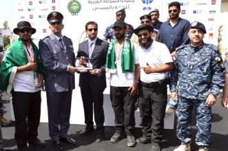 أخضر قوى الأمن يخطف ذهبية رماية الدقة العربية في لبنان - المواطن