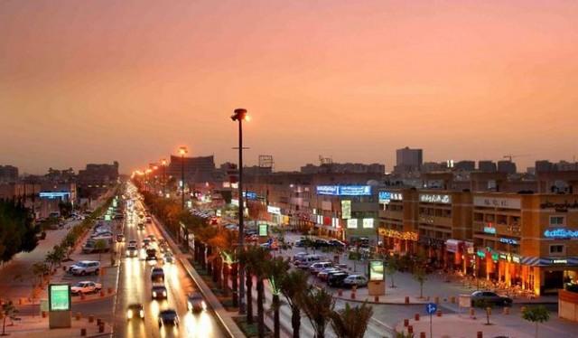 الرياض-شارع-التحلية