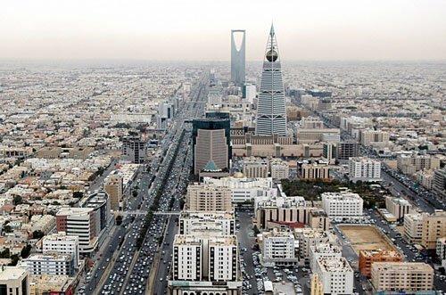 الرياض منظر