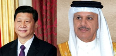 الزياني-ورئيس-الصين
