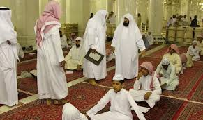 (فداء أبينا إسماعيل) درس الشيخ السديس في المسجد النبوي - المواطن