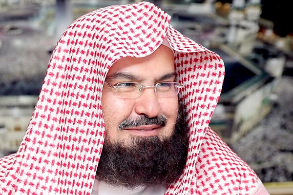 السديس: دعم الملك للأردن يجسد اهتمام القيادة بقضايا المسلمين ومساندتهم