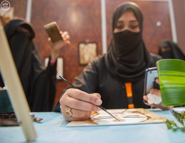 السعوديات-القهوة (4)