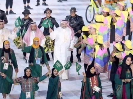 السعوديات-في-الاولومبياد--450x800