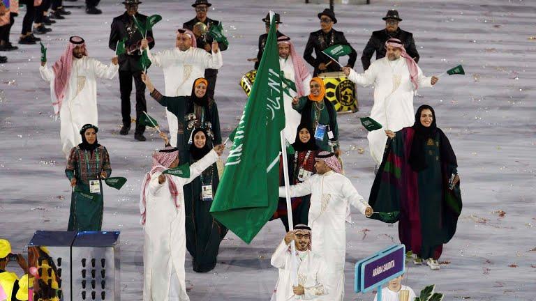 السعودية في الاولمبياد
