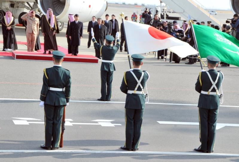 السعودية واليابان 4