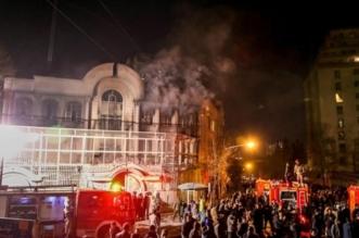 رد #عاجل من الخارجية على مزاعم إيران حول استكمال التحقيق في اقتحام سفارة المملكة وقنصليتها - المواطن