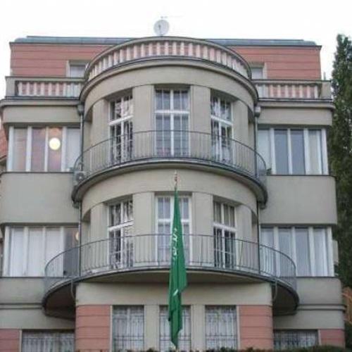 السفارة السعودية - فرنسا