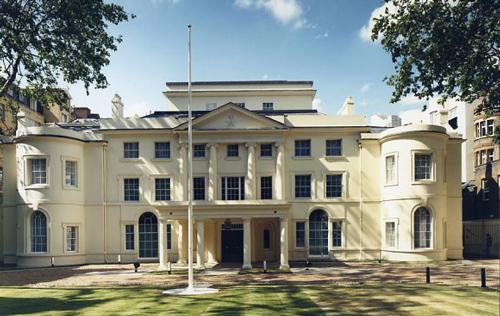 السفارة السعودية في لندن