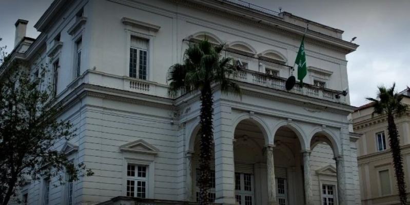 السفارة في إيطاليا