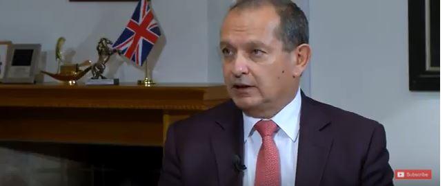 بالفيديو.. السفير البريطاني لدى الرياض: زيارة ولي العهد إلى لندن تؤسس لبداية القرن الثاني من العلاقات المتميزة
