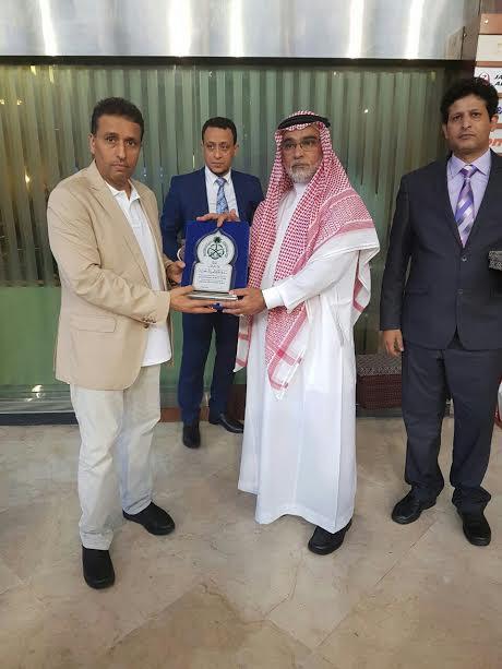 السفير السعودي في جاكرتا يكرم الناشئين1