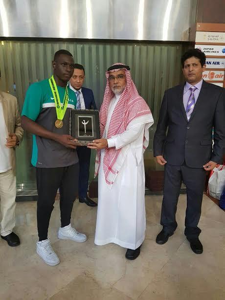 السفير السعودي في جاكرتا يكرم الناشئين3