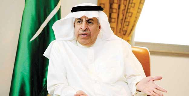 السفير الفايز الكويت