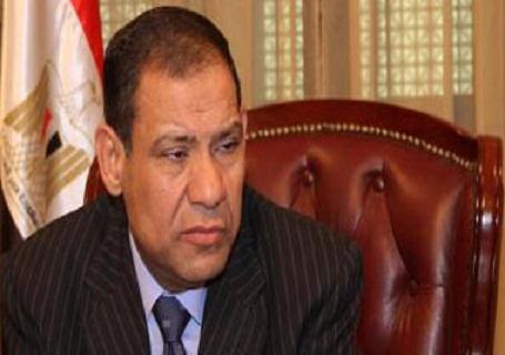 السفير المصري في السعودية عفيفى عبدالوهاب