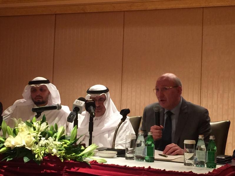السفير المصري لدى السعودية ناصر حمدي