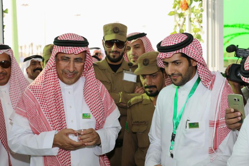 السلطان يدشن مهرجان ربيع #الرياض