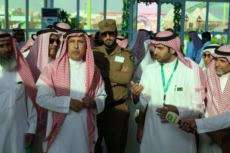 السلطان يدشن مهرجان ربيع #الرياض1