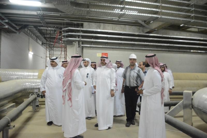 السلمي مدير جامعة الملك خالد (3)