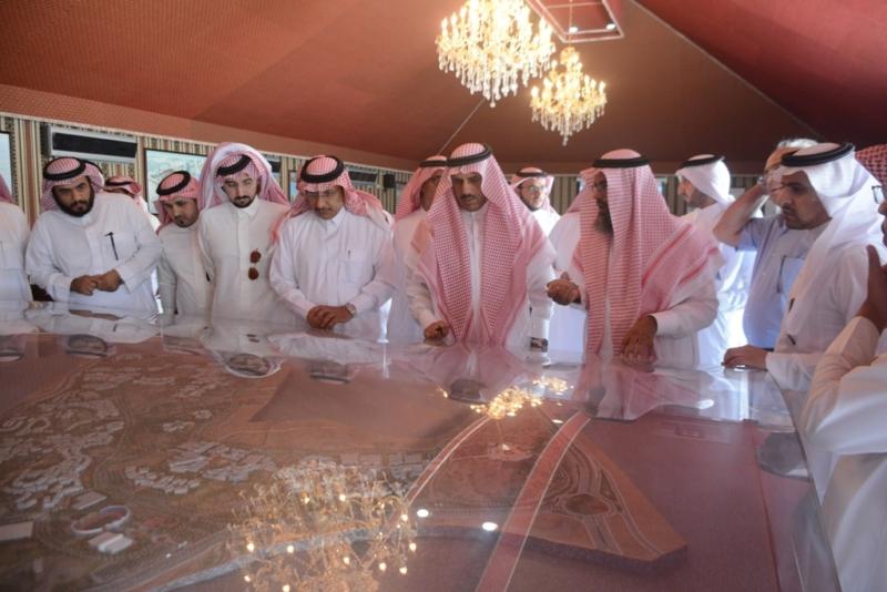 السلمي مدير جامعة الملك خالد (5)