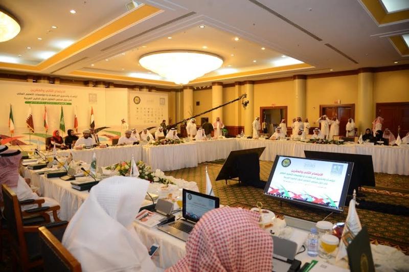 السلمي يفتتح الاجتماع الـ22 لقيادات التعليم العالي بدول التعاون 2