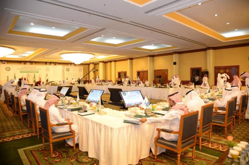 السلمي يفتتح الاجتماع الـ22 لقيادات التعليم العالي بدول التعاون 5